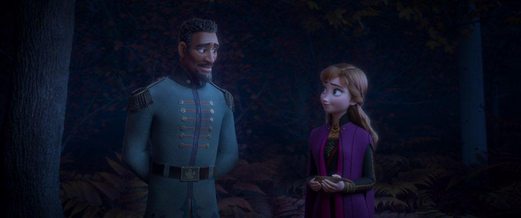 Frozen 2 vai ter aparição da mãe de Elsa e Anna, com voz de atriz de Westworld 18