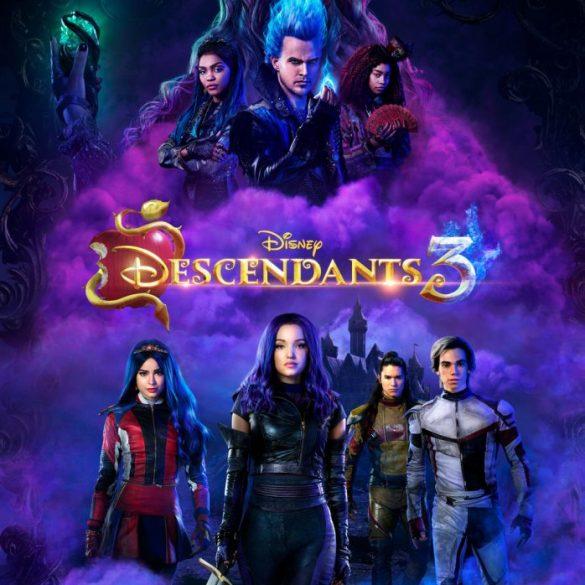 Confira a primeira foto oficial dos protagonistas de Descendentes 3 19