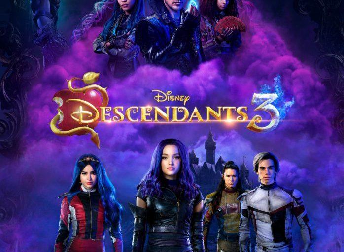 Ouça agora a playlist oficial do filme Descendentes 3 24