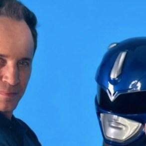 David Yost, o Ranger Azul, confirma presença na CCXP19 19
