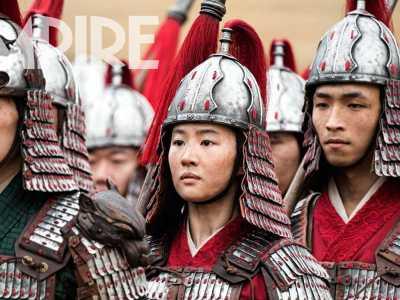 Mulan aparece vestida com armadura em nova imagem do live-action 23