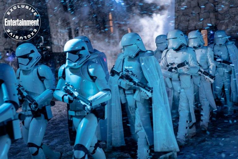Novas imagens de Star Wars: A Ascensão Skywalker, pela Entertainment Weekly! 22