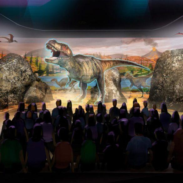 MIS terá exposição holográfica sobre dinossauros em 2020 16