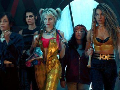 CCXP19 | Protagonismo feminino é destaque em coletiva do filme Aves de Rapina 21