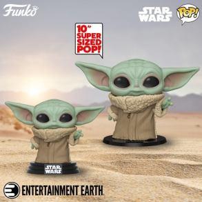 Baby Yoda acaba de ganher seu primeiro colecionável da Funko Pop! 19