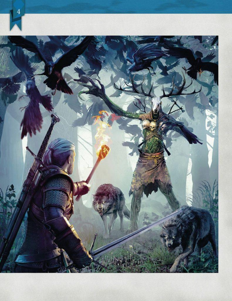 RPG de mesa baseado em The Witcher será lançado em janeiro no Brasil 17