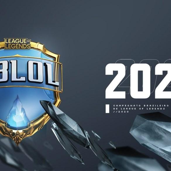 O CBLoL volta no dia 29 de fevereiro 25