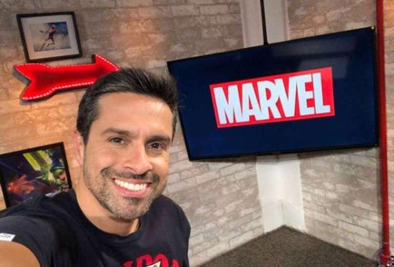 Luciano Amaral é novo embaixador da Marvel no Brasil 16
