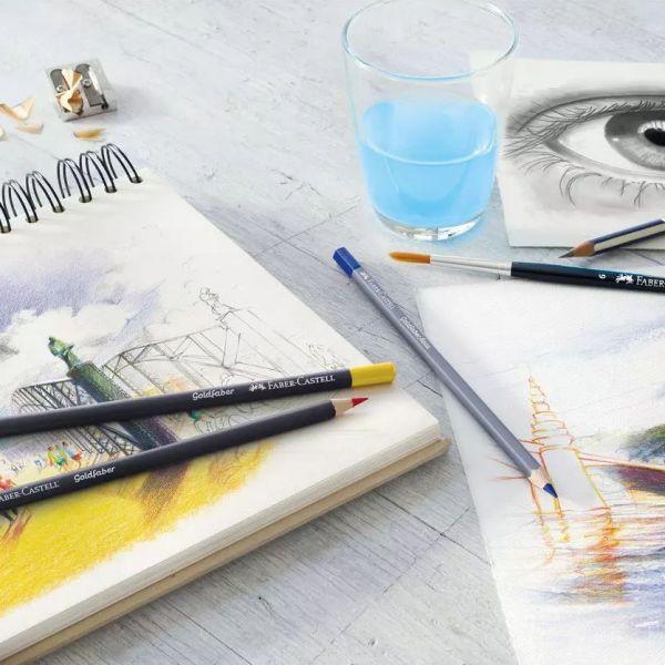 Faber-Castell libera gratuitamente 17 cursos online de desenho e pintura 30