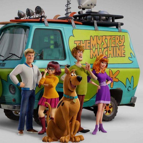 """""""Scoob!"""": nova animação de Scooby-Doo será lançada diretamente em streaming 16"""