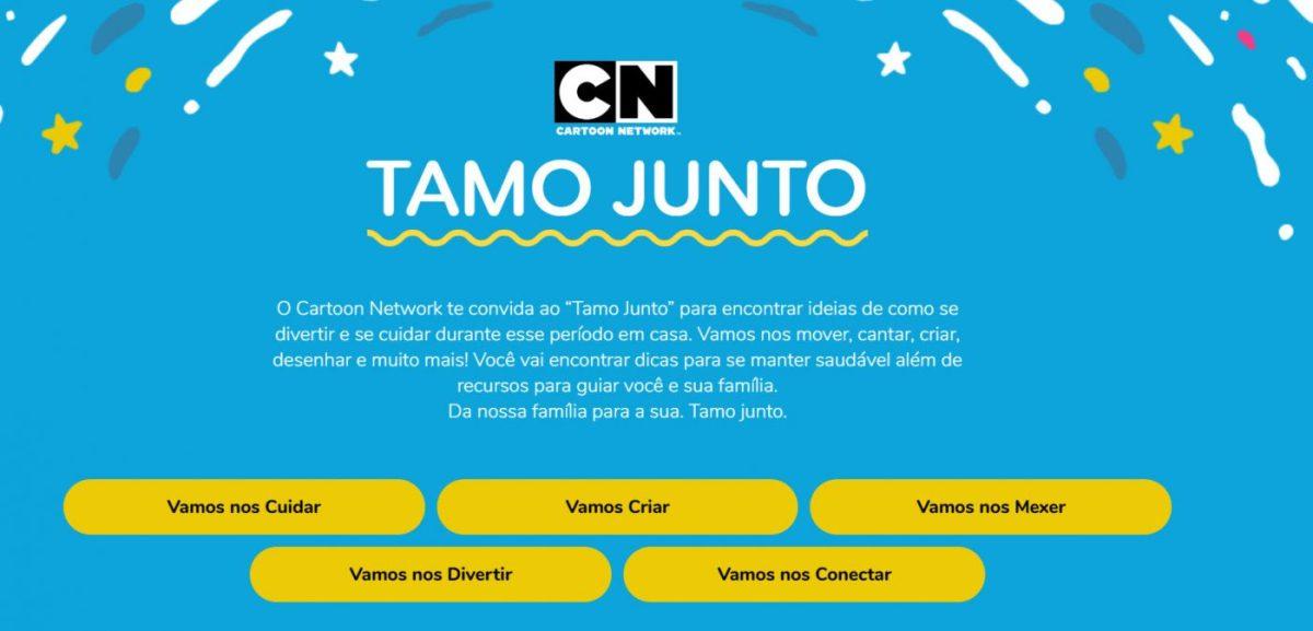 Cartoon Network lança iniciativa para motivar seus fãs a manterem-se seguros 17