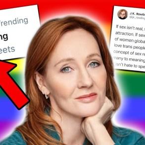 Por que a autora de Harry Potter, JK Rowling, está sendo chamada de transfóbica? 20