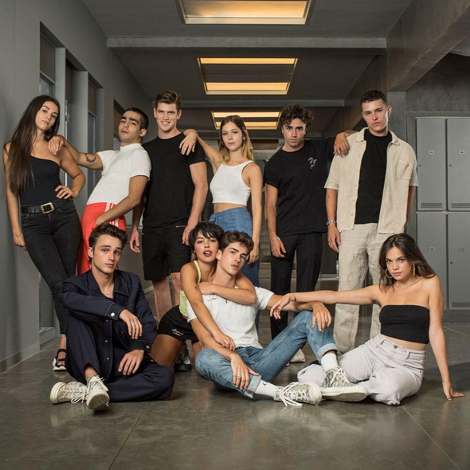 Netflix revela novo elenco para quarta temporada de Elite! 18