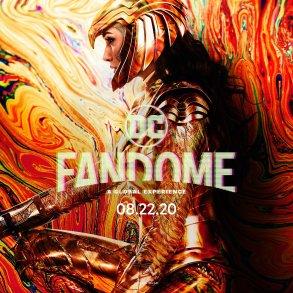 Confira as mudanças na programação do DC FanDome 21