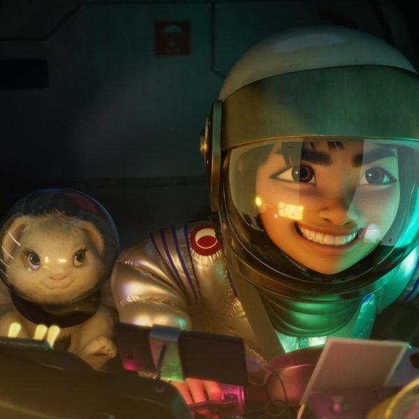Revelada nova cena inédita do filme A Caminho da Lua 21