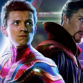 Doutor Estranho estará em Homem-Aranha 3! 19