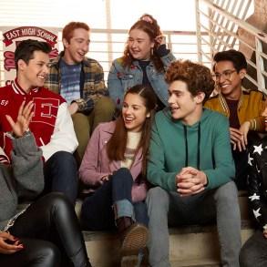 High School Musical: The Musical: The Series ganhará um especial natalino 18