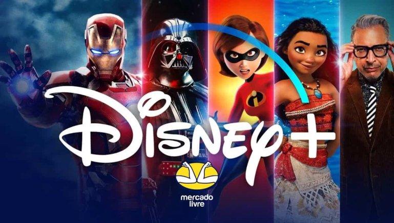 Mercado Livre disponibiliza ATÉ 6 meses grátis do Disney+ aos seus usuários 16