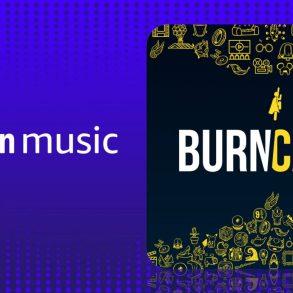 BurnCast também está disponível no Amazon Music! 19