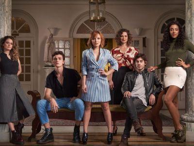 "Netflix divulga primeira imagem de ""Lulli"", protagonizado por Larissa Manoela 28"