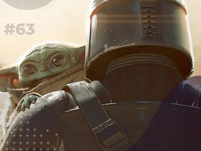 BURNCAST #63: The Mandalorian e o futuro de Star Wars 22