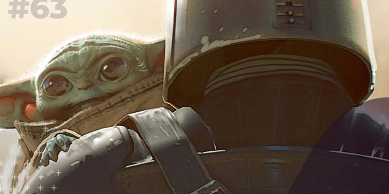 BURNCAST #63: The Mandalorian e o futuro de Star Wars 55