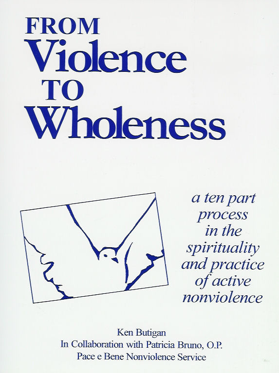Book cover From Violence to Wholeness
