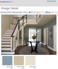 Benjamin Moore Interior Paint Colors - Bing images