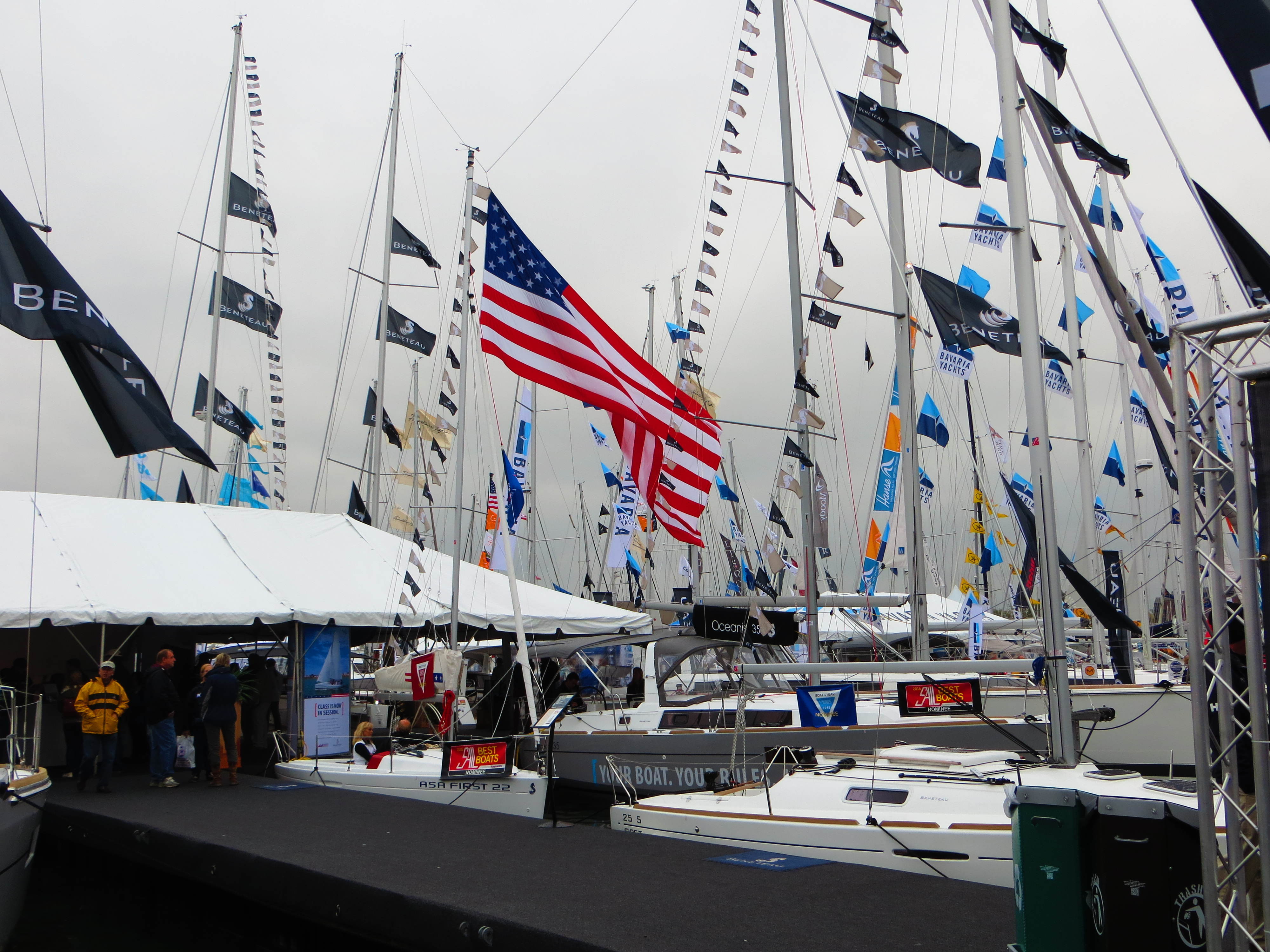 The Annapolis Boat Show