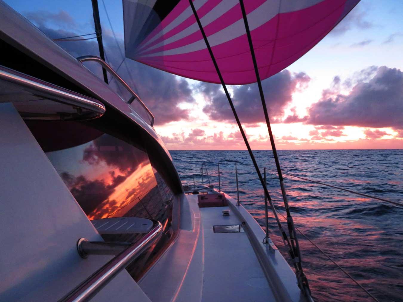 LANDSTAND! Atlantic Crossing II Summary
