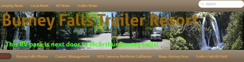 Burney Falls Trailer Resort