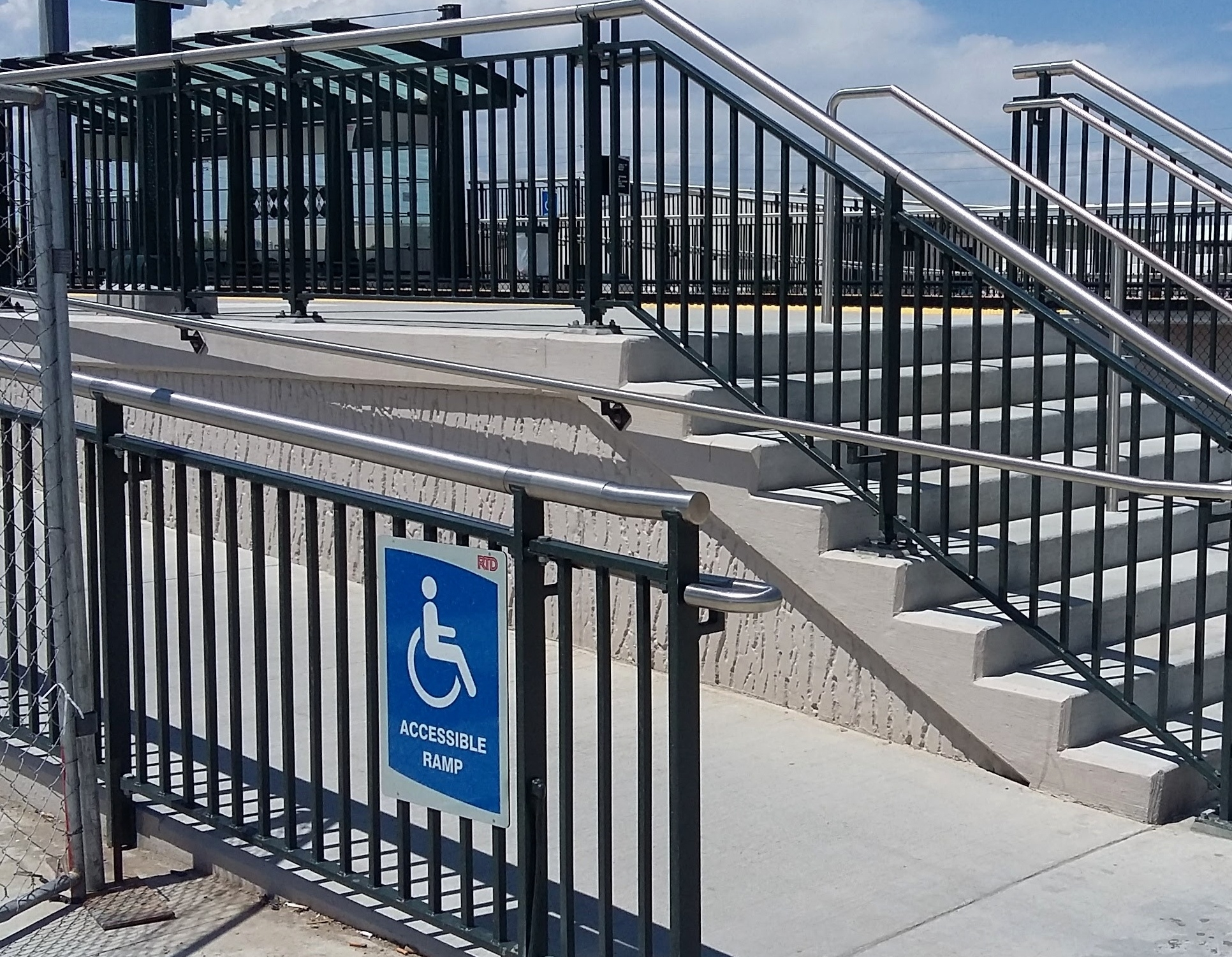 Are You Complying With The Ada S Handrail Requirements | Handicap Rails For Steps | Deck | Wheelchair Ramp | Activated Led | Adjustable Height | Bed