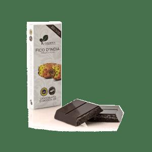 Cioccolato Artigianale di Modica al Fico d'India