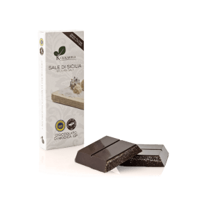 Cioccolato Artigianale di Modica al Sale di Sicilia