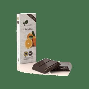 Cioccolato Artigianale di Modica all'Arancia