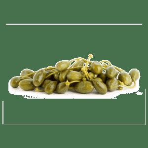 Frutto del Cappero Cucunci di Sicilia
