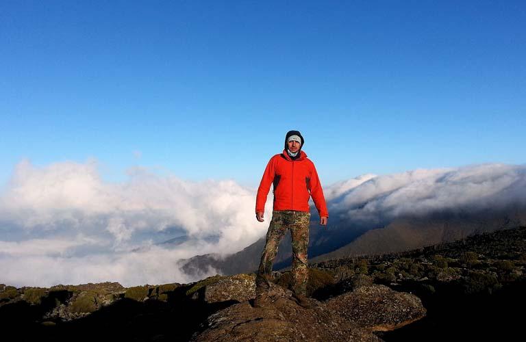 Stefan Schüler Kilimandscharo für Lebensmüde