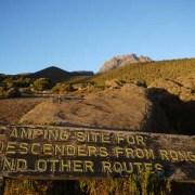 Routen Kilimandscharo Besteigung