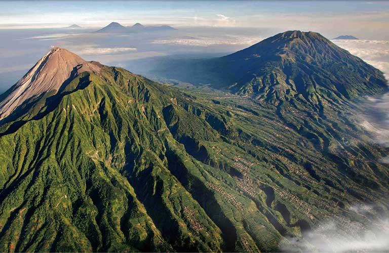 Trekking Indonesien Bali Lombok Java