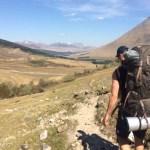 Wandern West Highland Way Schottland