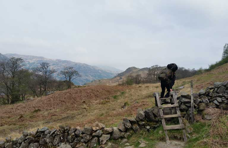 West Highland Way Wandern