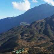 Trekking Mount Meru Tansania