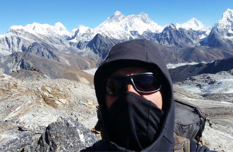 Produkttest Wandern in Nepal