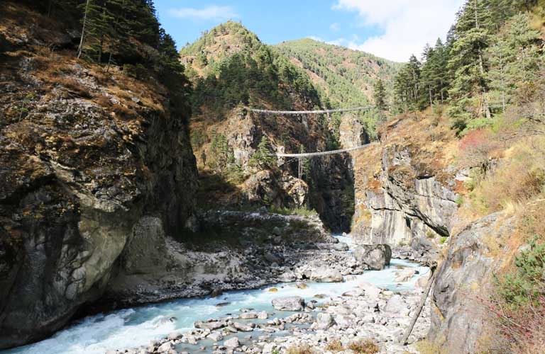 Everest Nationalpark Nepal Trekking Permit