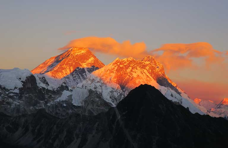 Mount Everest Gokyo Ri