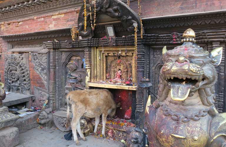 Bhaktapur Nepal Durbar Square