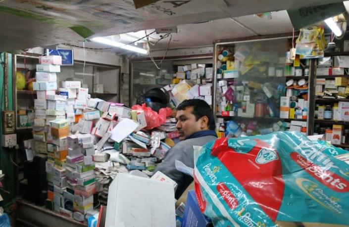 Reiseapotheke Nepal Pharmacy Kathmandu