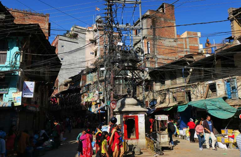 Visaverlängerung Nepal Visum