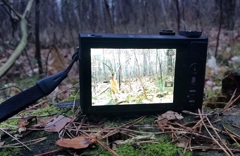 Reisekamera Test Canon Powershot G9x
