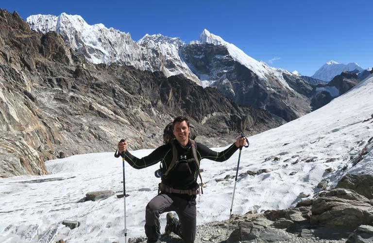 Zwiebelprinzip Trekking Wandern Nepal Tipps und Tricks